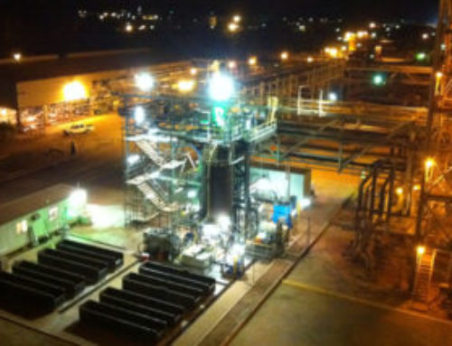 Waste Water Neutralisation Pilot Plant